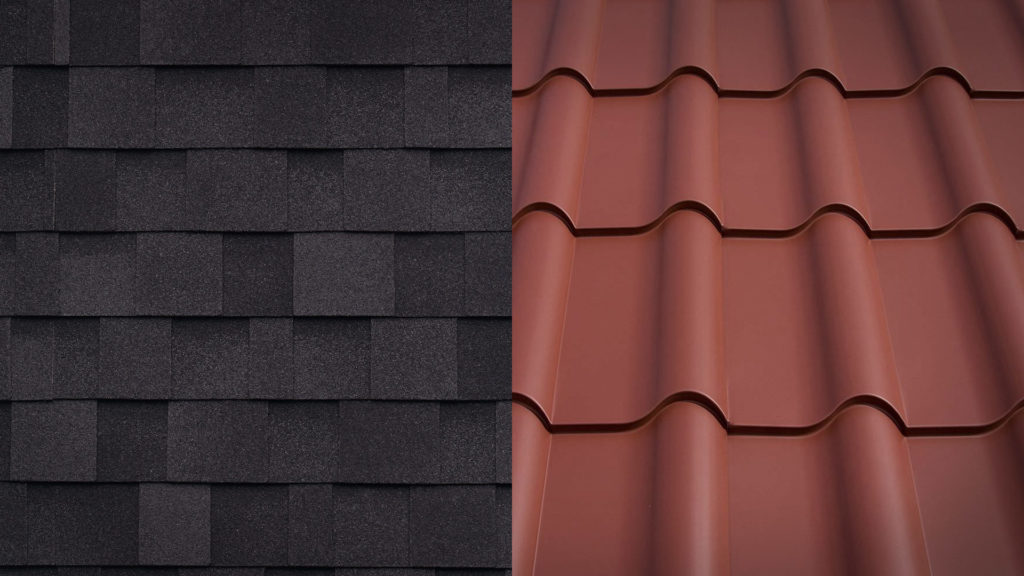 Choosing A New Roof For Your House Asphalt Roofing Shingles Vs